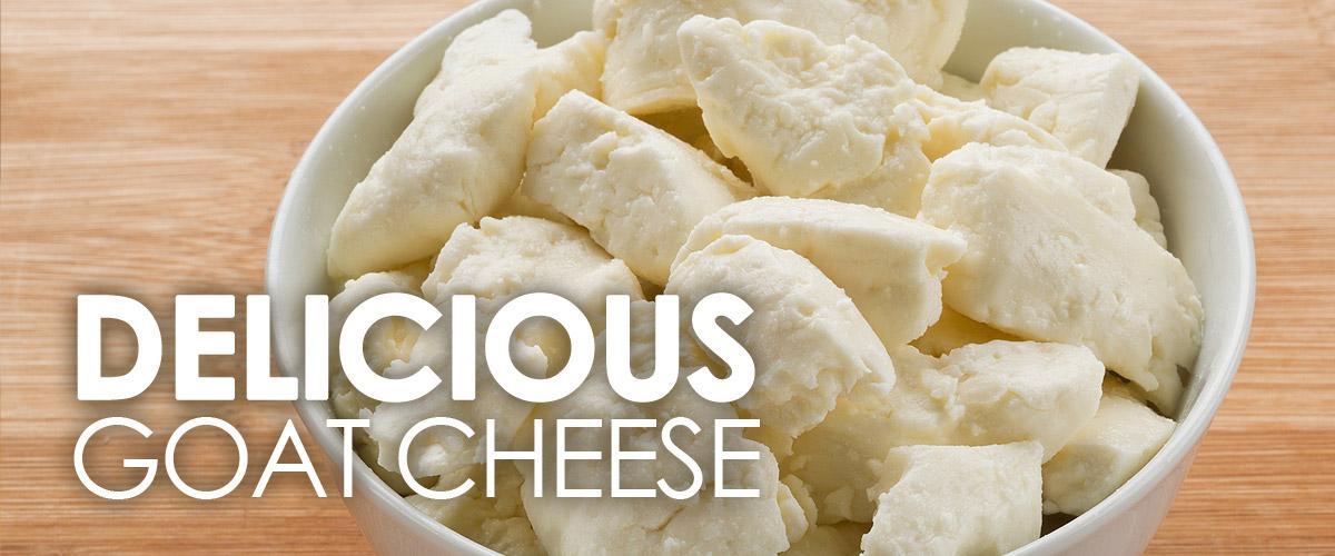 Homemade Goat Milk Cheese Curd Recipe