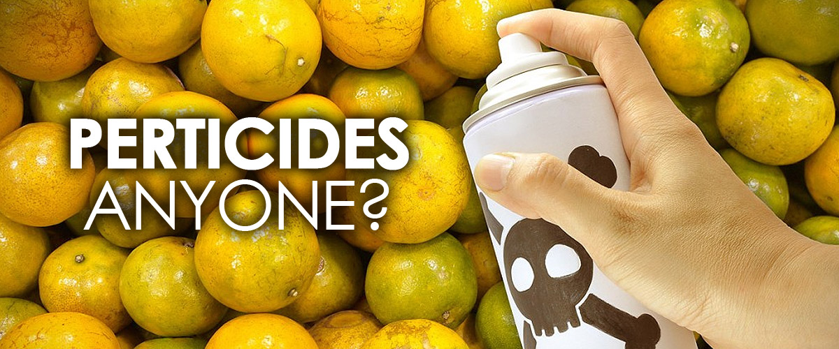pesticides on citrus