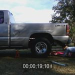 Change Tire on Chevy Silverado