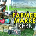 Brooksville Farmers Market debut